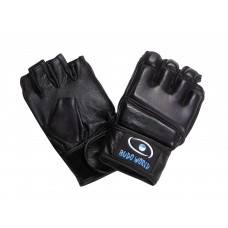 Leather Grappling Gloves with Thumb