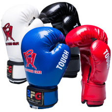 Budo Tough Youth Kickboxing Gloves