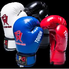 Budo Tough Youth Kickboxing Gloves
