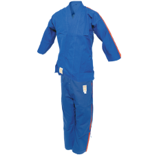 Blue / Red Trim Uniform-Middle Weight
