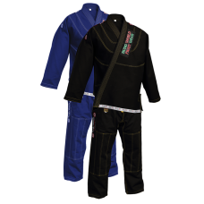 Grappling Uniform - Gold Weave
